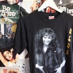 1992 Reba Tour Tee